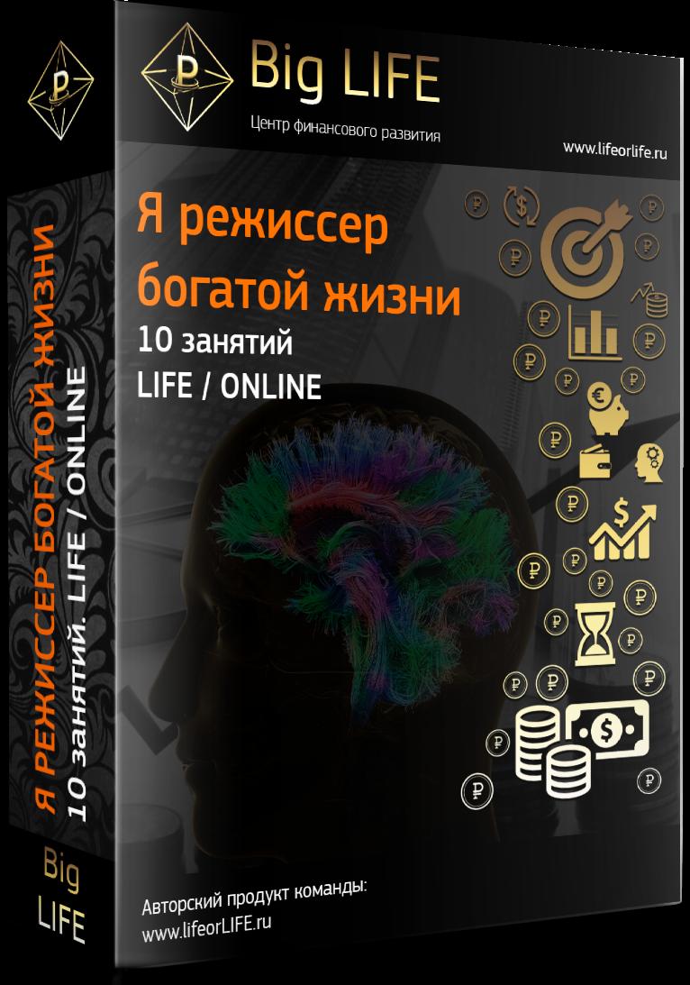 BigLIFE Я режиссер богатой жизни